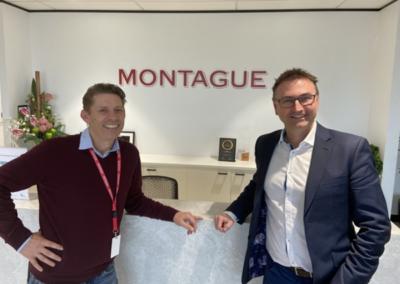 Montague's New 18,000 Facility