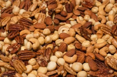 Nuts Receive a Boost of $550,000