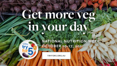 Get more veg in your life