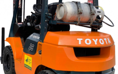 LPG Gas for Forklifts